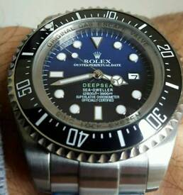 Boxed with Paperwork with Paperwork - Deepsea Seadweller Rolex
