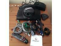 Polycom ViewStation FX Conference Complete System. FREE DELIVERY