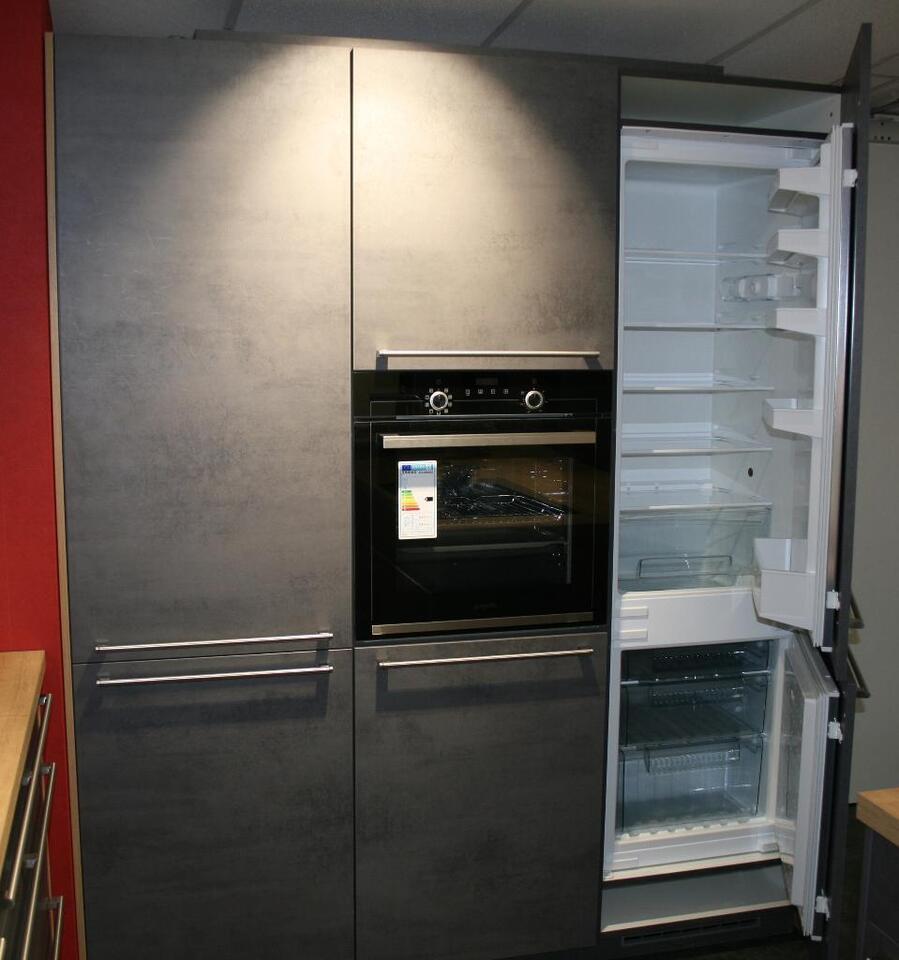 WIEDER GEÖFFNET!Betonküche - Design - Küche - SCHNÄPPCHEN!