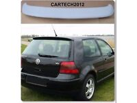 mk4 golf r32 replica boot spoiler