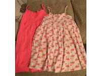 Summer bundle of girls clothes age 6