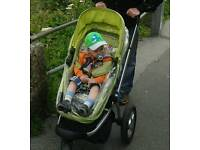 Mothercare my3 all in one travel system & car seat