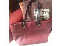Brand New - Pia Leather Handbag