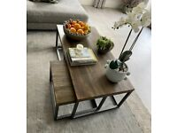 Swoon - Natural wood Coffee Table