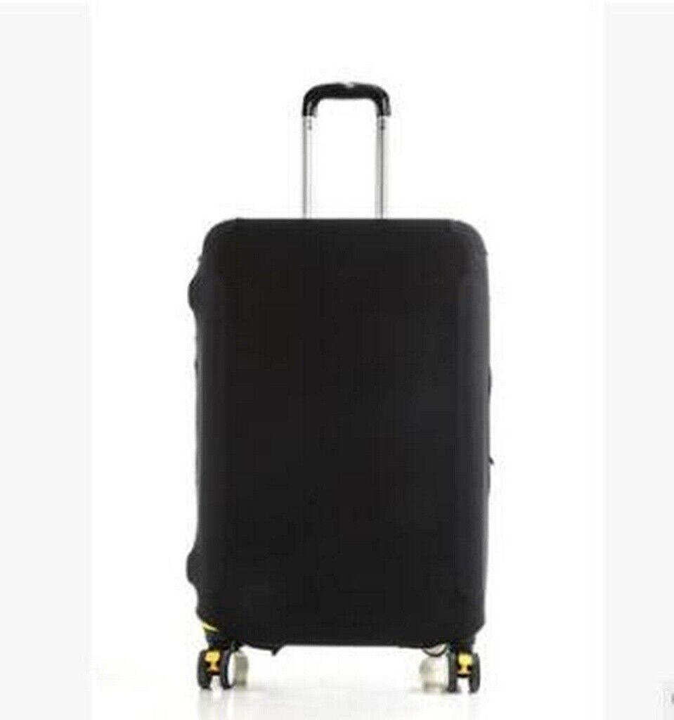 travel luggage trolley protective cover suitcase sleeve