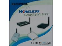 cctv wireless camera kit