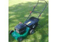 Qualcast 150cc Petrol Lawnmower