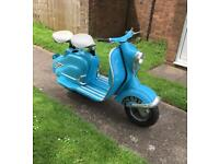 1958 Nsu Prima D 150 uk registered tax mot exempt v5 logbook scooter Lambretta Vespa