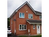 3 bed house for let Newall Green m23