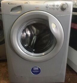 43 Candy GOFS262s 6kg 1200Spin Silver A+ Rated Washing Machine 1 YEAR GUARANTEE FREE DEL N FIT