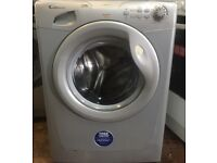 45 Candy GOFS262s 6kg 1200Spin Silver A+ Rated Washing Machine 1 YEAR GUARANTEE FREE DEL N FIT