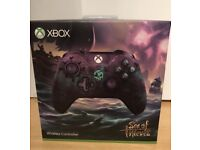 Xbox One Sea of Thieves Controller Ltd Edition *New with DLC*