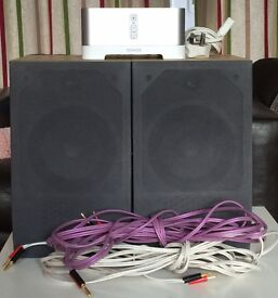 Sonos Connect Amp and a pair of Tannoy Sensys speakers