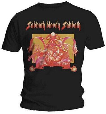 Black Sabbath 'Sabbath Bloody Sabbath' T-Shirt  - NEW & OFFICIAL!