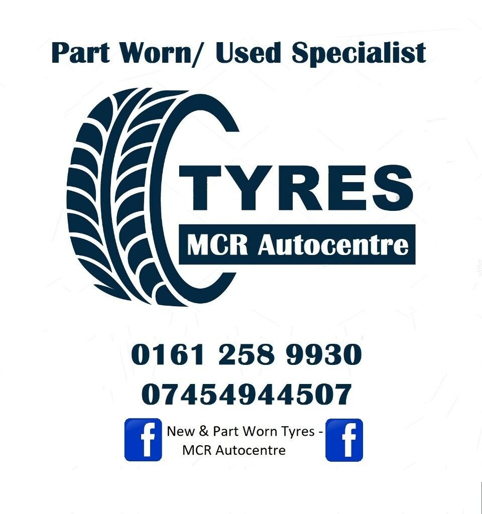 New Part Worn Tyres Irlam Cadishead Spread The Cost Of Any 4