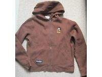 Disney Mickey Mouse hooded top for approx. Age 10.