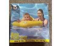 Baby float seat / swim ring