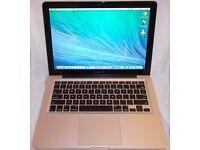 Apple Macbook Pro A1278 - Core i5 - 2.5Ghz/2TB Hard Disk/16GB Memory/El Capitan OSX etc.