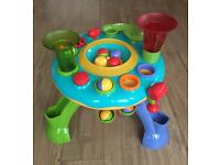 ELC Lights & Sounds Activity play table