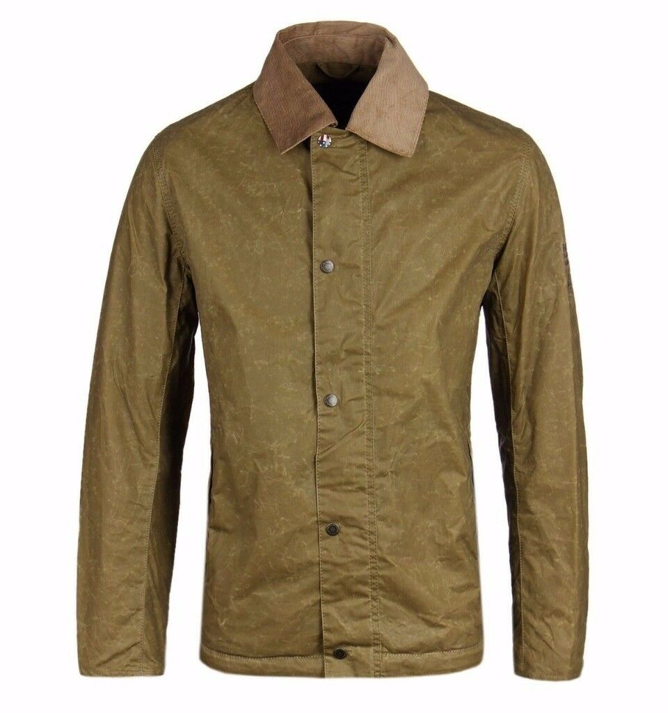 Barbour Steve McQueen Tread Wax Jacket,new with tags on.