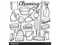 2 Cleaners available & both drivers.