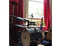 Well looked-after and loved electric drumkit for sale - £150