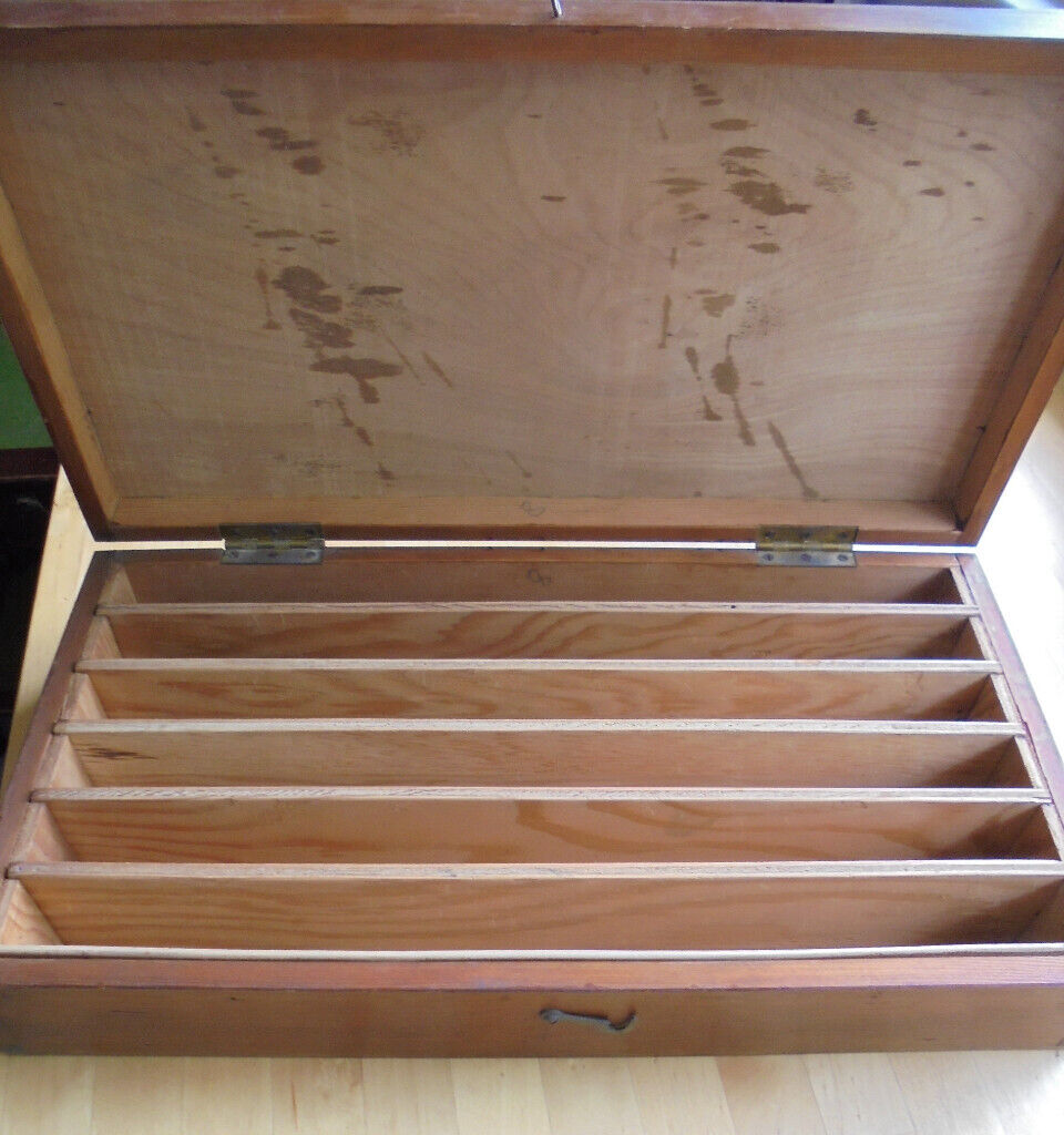 Wooden Storage Box Specimen Box In Llanishen Cardiff Gumtree
