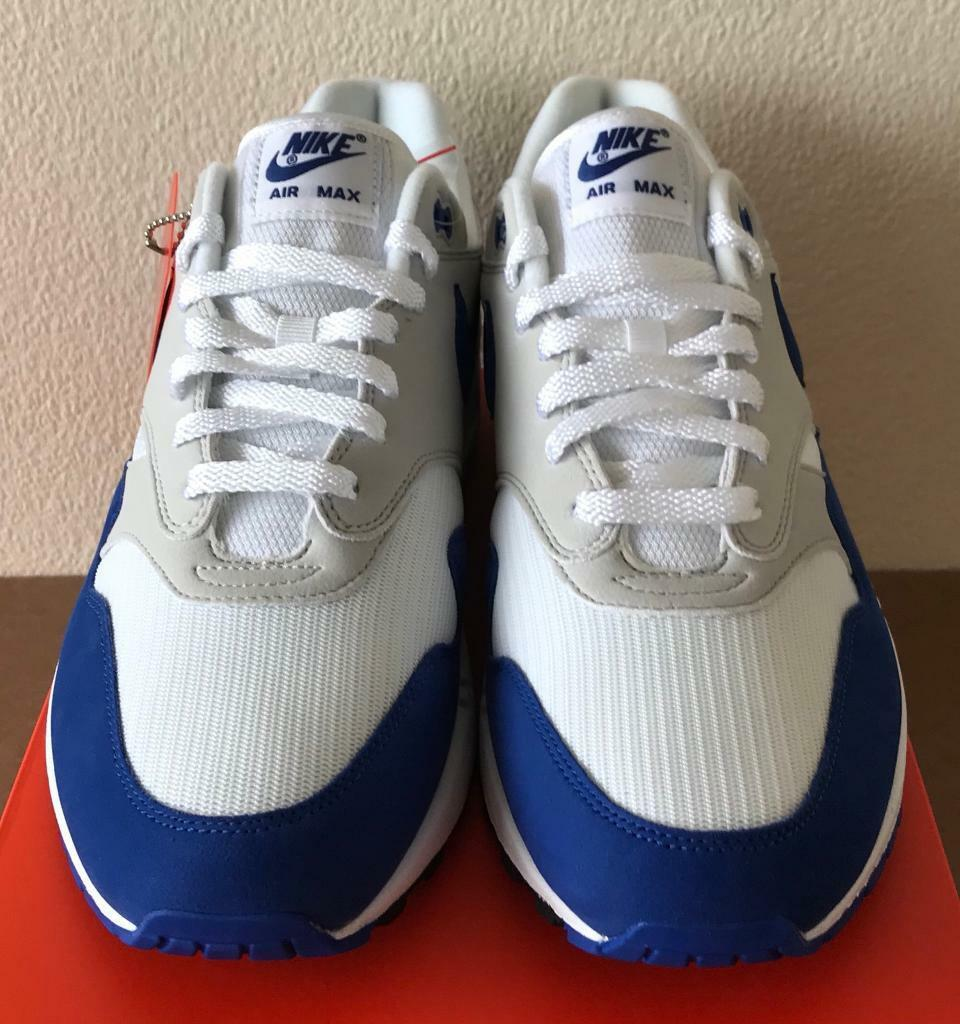 big sale 262bd 040d7 ... germany nike air max 1 30th anniversary blue white grey uk 10 908375  102 29628 0250d