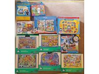 Elc, thomas and orchard puzzles