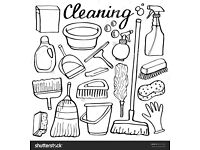TWO END OF TENANCY CLEANERS AVAILABLE