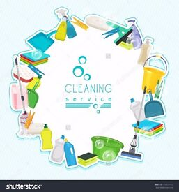 Alisya's cleaning service