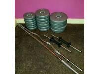 Weight fitness equipment dumbbell barbell