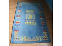 Rug - Multi Coloured - In Excellent Condition