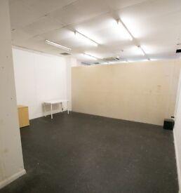 Medium-sized private studio/office space in Bristol city centre: Pithay Studios B10