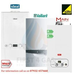 COMBI BOILER SUPPLIED & FITTED BY GAS SAFE REGISTERED INSTALLER LONDON