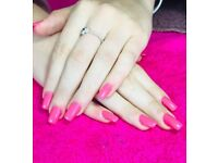 Acrylic Nails and Gel polish