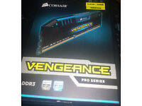 Corsair DDR3 Vengeance Pro blue 16GB (2x8GB) Brand NEW BOXED