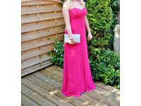 Bridesmaid Dress/ Long Formal Evening Ball Gown/ Party/Prom Size 10