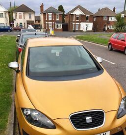 Seat Leon fr 2.0 ltr tdi for sale