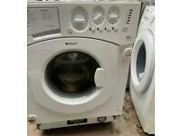 Hotpoint 6.5kg Washing Machine integrated