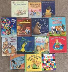 Bundle of Children's Books (x14)