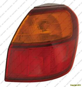 Tail Light Passenger Side Wagon Exclude Outback High Quality Subaru Legacy 2000-2004