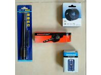 ***DIY - Lot Of Tools - TCT CoreDrill- Holesaw - Bi-Metal Holesaw - Hex Core Drill***