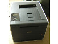 Brother Colour Laser Wireless Printer