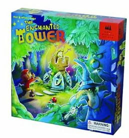 Enchanted Tower Game **New and Sealed**