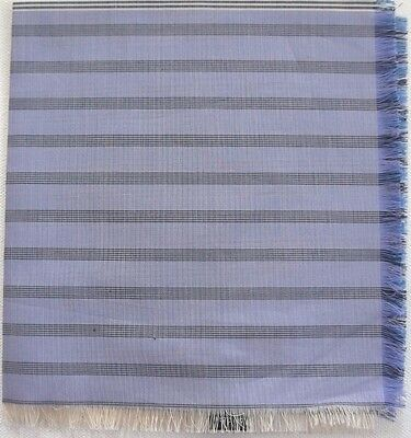 Authentic ROBERT TALBOTT 100% Cotton Pocket Square Handkerchief