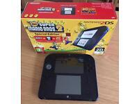 Nintendo 2DS Console & Mario Game