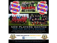8th Old Boys fc looking footballers all abilities