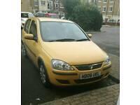2006 Vauxhall Corsa 5 door, 1.2