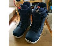 Burton Moto 2017 Snowboard Boots UK10